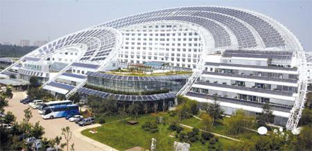 El Edificio M 225 S Grande Del Mundo Que Funciona Con Energ 237 A